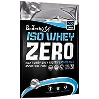 Biotech Usa ISO WHEY ZERO, 500g (100% Pure L-glutammina In Polvere)