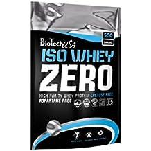 Biotech USA Iso Whey Zero - 500 gr Chocolate