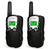 Tisy Long Range Walkie Talkies for Kids 381 - Best Gifts PMR446MHz 8 Channels