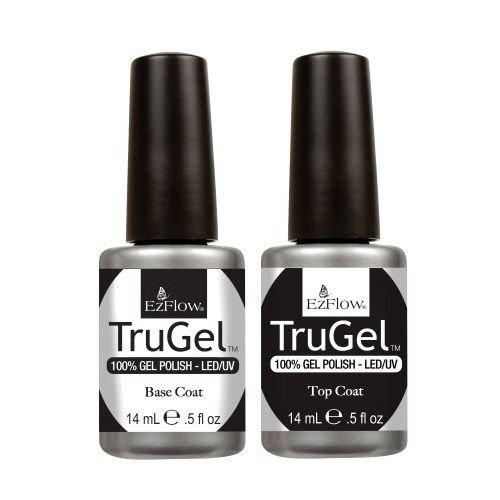 EZ Flow TruGel Gel UV/LED Vernis –-de A à Z Collection – 100% authentique – Approuvé vendeur – choisissez votre coloris