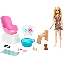 Barbie GHN07 Mani-Pedi Spa