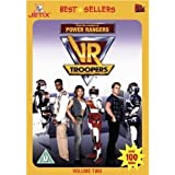 V.R. Troopers Volume 2 (Region 2 DVD import) by Michael Sorich