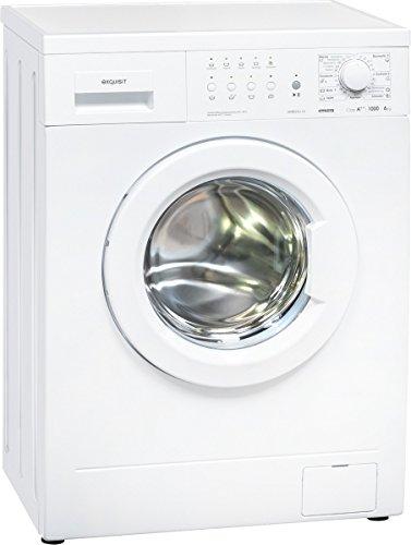 Exquisit WM 6910-10 Waschmaschine Frontlader / A++ / 1000 rpm / 6 kilograms