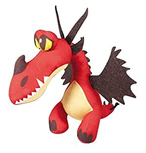 Krochefer Hookfang Monstrous Nightmare 30cm Rouge Peluche Dragons 2