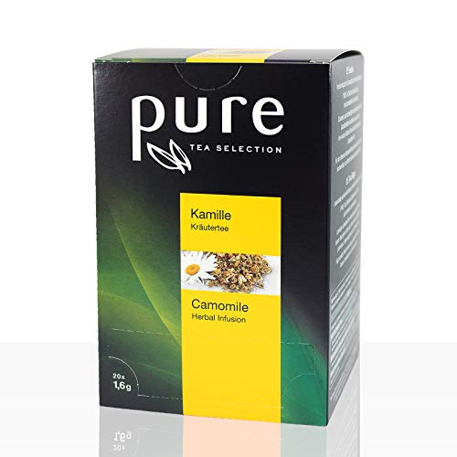 PURE Tea Selection Kamille 6 x 20 Beutel Tee -