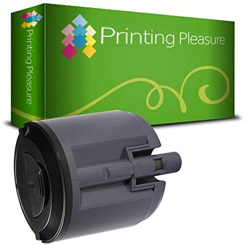 Xerox 6110 106R01274 Schwarz Premium Toner Kompatibel für Xerox Phaser 6110, 6110MFP, 6110N, 6110VN, 6110VB (6110 Laser Toner)