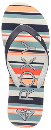Roxy RG Tahiti Vi, Zapatos Playa Piscina Niñas, Multicolor