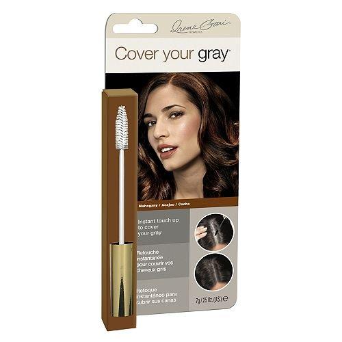 Cover Your gray Petite brosse de retouche de la couleur des cheveux - Acajou