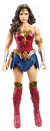 Justice League Figuras básica Wonder Woman (Mattel FGG83)
