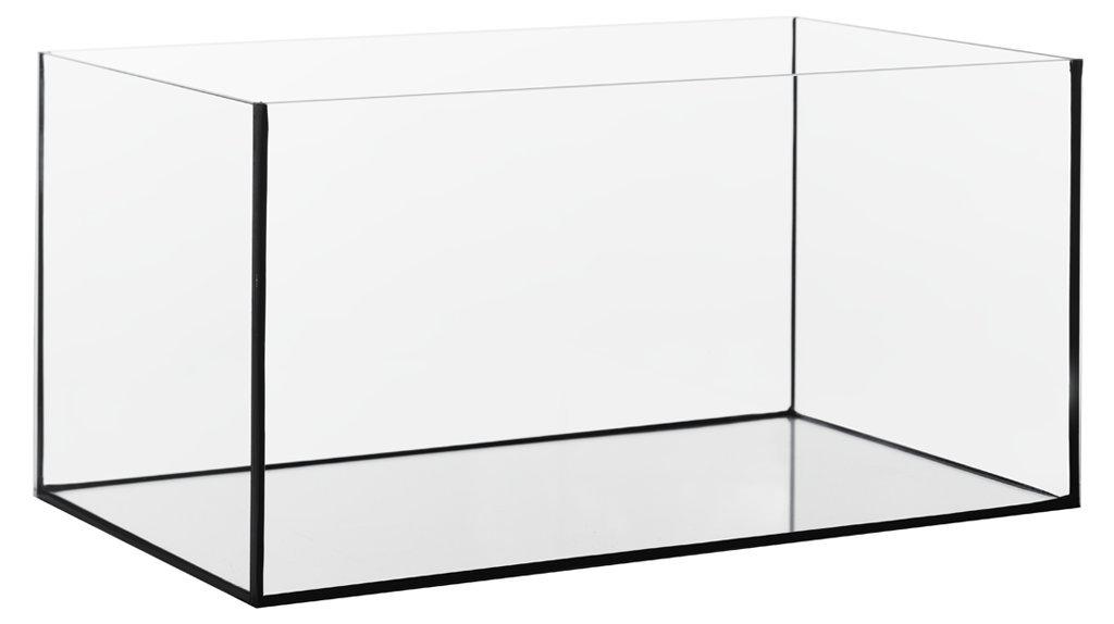 Diversa Aquarium Professional Fish Tank – Real Original Guardian Glass, Standard & Bow Front AQUARIUM ONLY Rectangle (Standard) Aquarium, 25L (40x25x25cm)