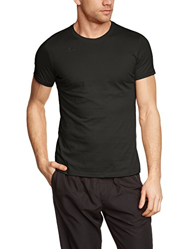 Erima teamsport, t-shirt uomo, nero, m