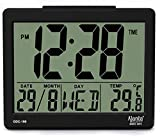 Ajanta Digital Table Clock (ODC-190 Black)