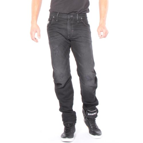 G-Star 3301 Loose - Jean - Relaxed - Homme Noir