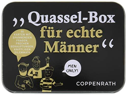 Quassel-Box Belastbarkeit