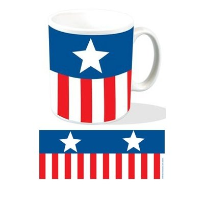 Marvel Tasse Captain America ()