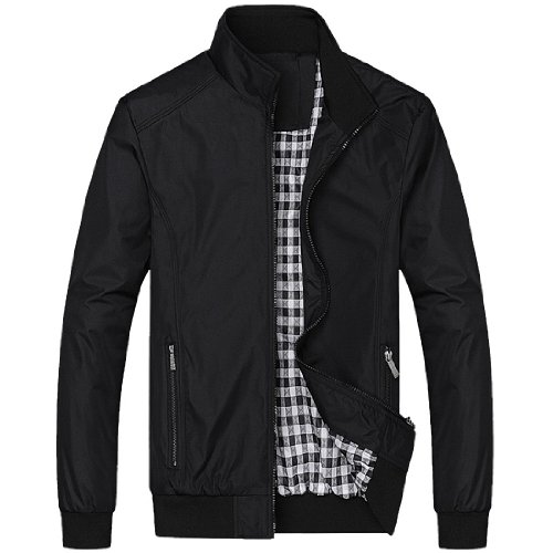 Partiss - Blouson - Homme - 17 Black