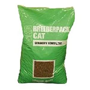Breederpack Cat Food Crunchy Complete 15 kg