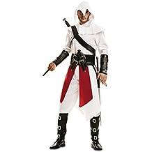Kostüm Assassine, Weiß, für Männer