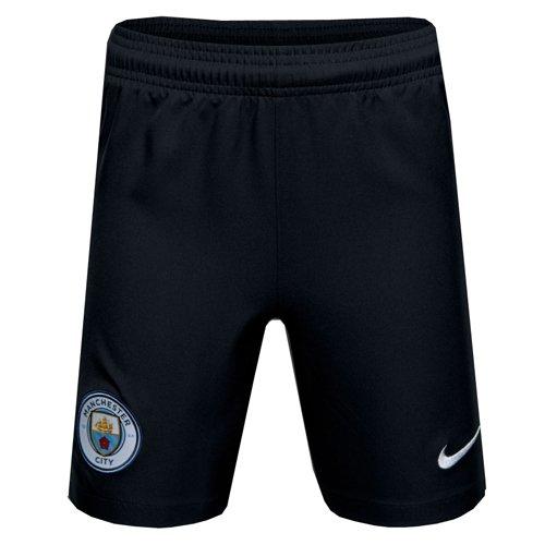 Nike Mcfc Yth Ha3G Stadium - Pantaloncini Linea Manchester City F.C. da bambini, colore Nero, taglia XL
