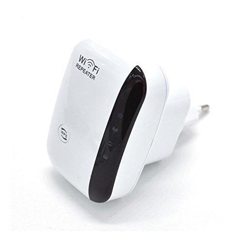 Wwave wireless ap repeater 300m amplificatore di segnale di rete wifi repeater (uk/eu plug)