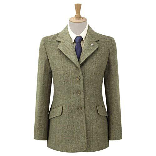 Women's Caldene Belvoir Derby Tweed Jacket - Green, for sale  Delivered anywhere in UK