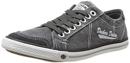 Dockers by Gerli 30ST021-790, Herren Sneakers, Grau (grau 200), 46 EU