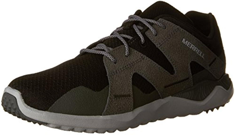 Merrell Mens 1SIX8 Mesh Traspirante Leggero Athletic scarpe da ginnastica, Uomo, nero, 6.5 | Special Compro  | Sig/Sig Ra Scarpa