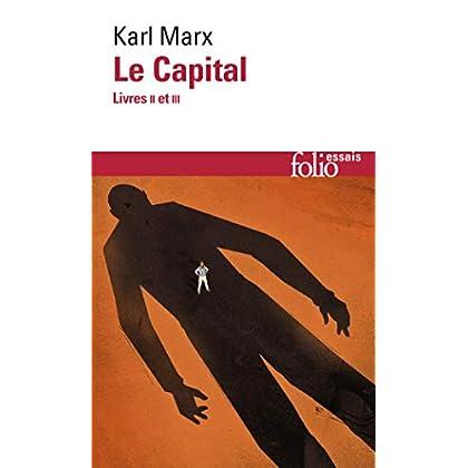 Le Capital (Tome 2-Livres II et III)
