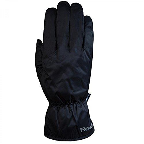 Roeckl 3602-022 - Guanti invernali da uomo Kollo Nero - nero