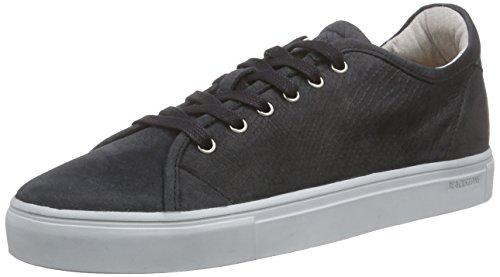 Blackstone Lm17, Baskets Basses Homme Noir (Black)