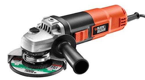 Black + Decker KG701 Meuleuse d'Angle 115 mm 710 W