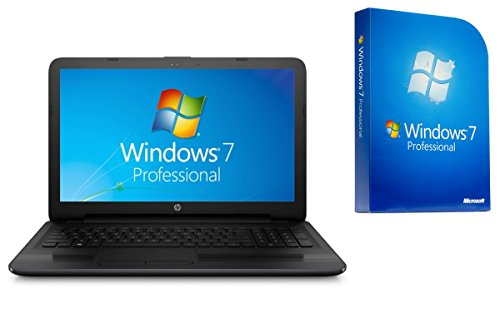 NOTEBOOK HP 255 - 8GB RAM - 1000GB HDD - WINDOWS 7 PRO + OFFICE - 39cm (15.6
