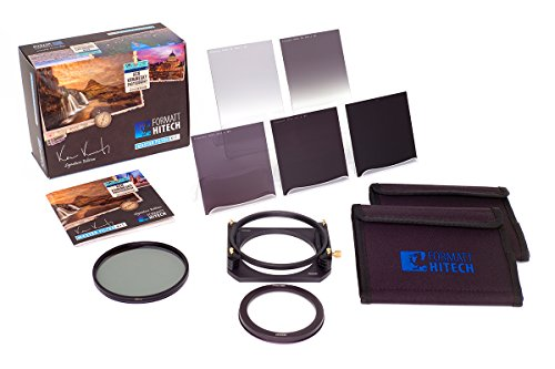 Formatt-Hitech 100mm Ken Kaminesky Signature Edition Firecrest Master Filter Kit for 67mm Lens Thread