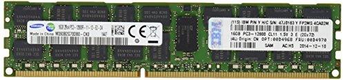 240 Pin Dimm Lp (LENOVO EBG TopSeller Memory 16GB 1x16GB 2Rx4 1.5V)