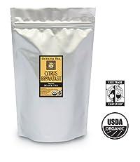 Octavia CITRUS BREAKFAST organic, fair trade black tea (bulk)