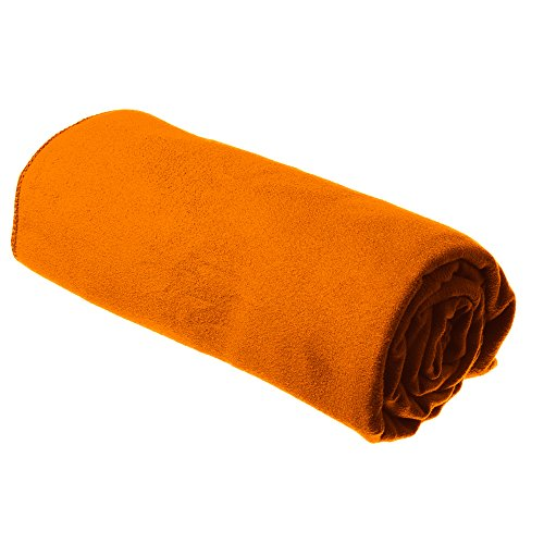 Sea to Summit DryLite Towel XL Orange 2018 Handtuch (Sea To Summit Handtuch)