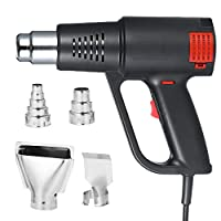 ‏‪KKmoon 2000W Industrial Fast Heating Hot Air Gun High Quality Handheld Heat Blower Electric Adjustable Temperature Heat Gun Tool‬‏