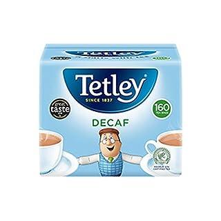 Tetley Decaf Tea Bags Pk160(A06070)
