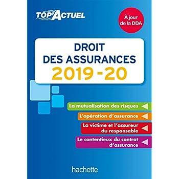 Top'Actuel Droit des assurances 2019-2020