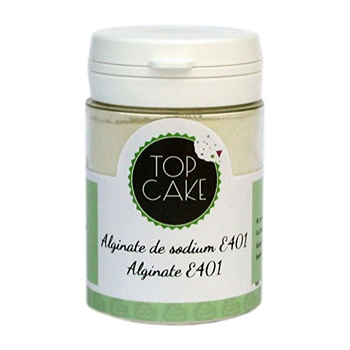 Top Cake 71#IZI#35 - Alginato de Sodio (50 gr, E401)