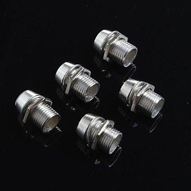 K-NVFA 5mm LED-Licht setzt Isolation Spalte Abstand Schatten Lampenhalter (5