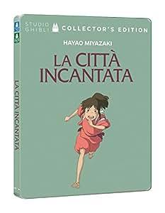 La Città Incantata (Steelbook) (2 Blu-Ray)