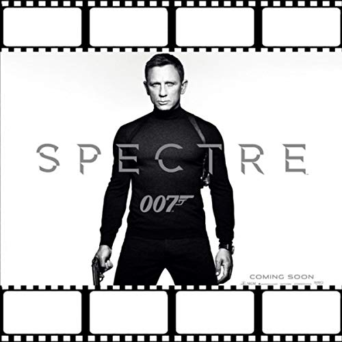 James Bond Spectre Writing