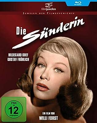Die Sünderin [Blu-ray]