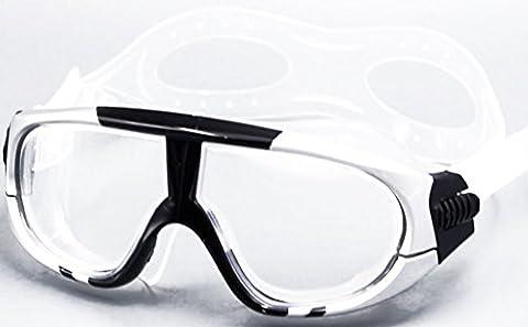 Liberté Sunglasses - Mat Masque de plongée avec tuba Peut