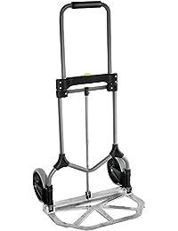 Magna Cart MCX - Carretilla de aluminio completamente plegable