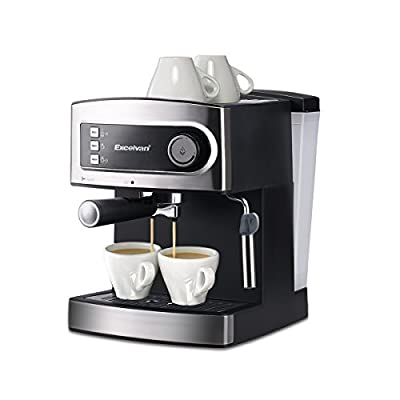 Excelvan Coffee Maker Machine from FUDISI Tech