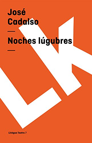 Noches Lugubres Cover Image