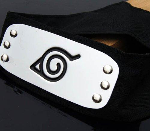 Venda para la cabeza para disfaz cosplay de Naruto