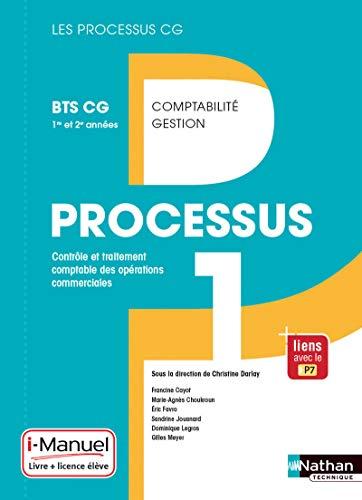 Processus 1 - BTS CG 1re et 2e années